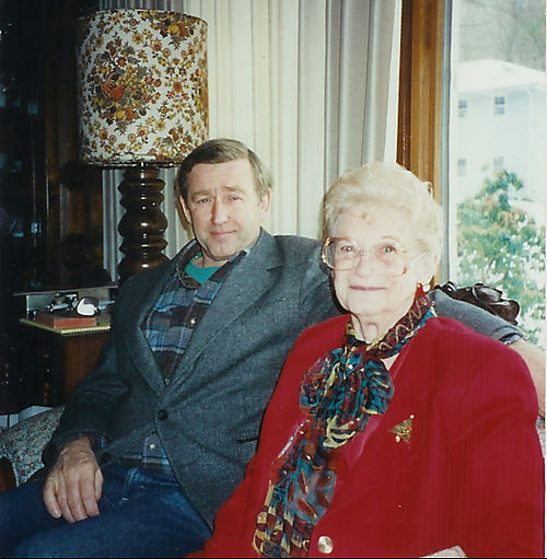 John C and Florence E Lawrence 1995
