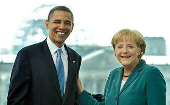 Obamamerkel