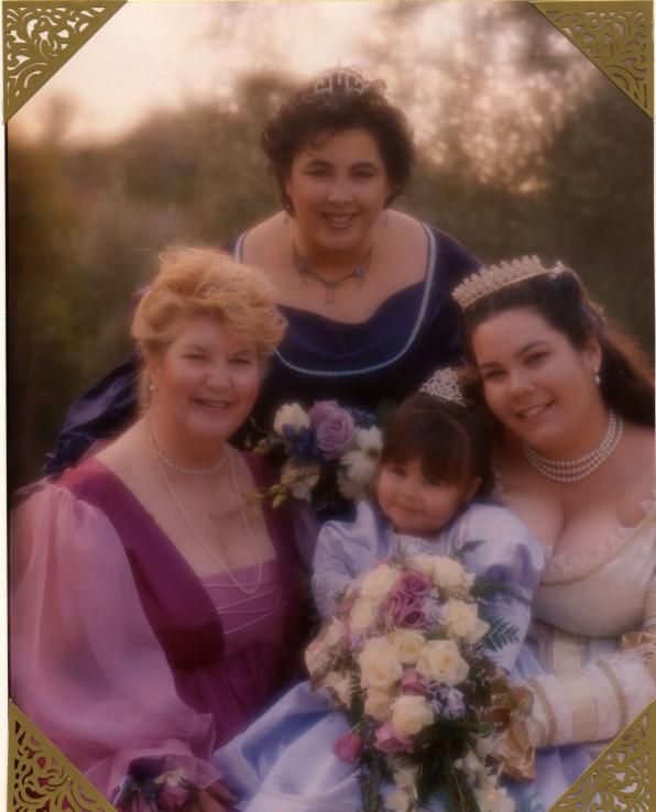 Judy, Malissa, Tracy, Emiliy