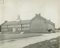 Wantage_consiloidateed_school_circa_1945